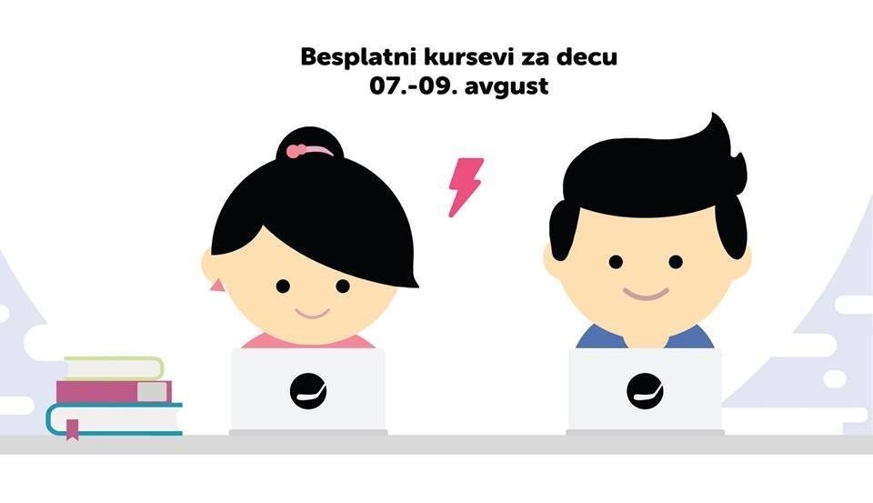Besplatni kursevi Scratch – a i Game Design – a za osnovce u Šapcu!