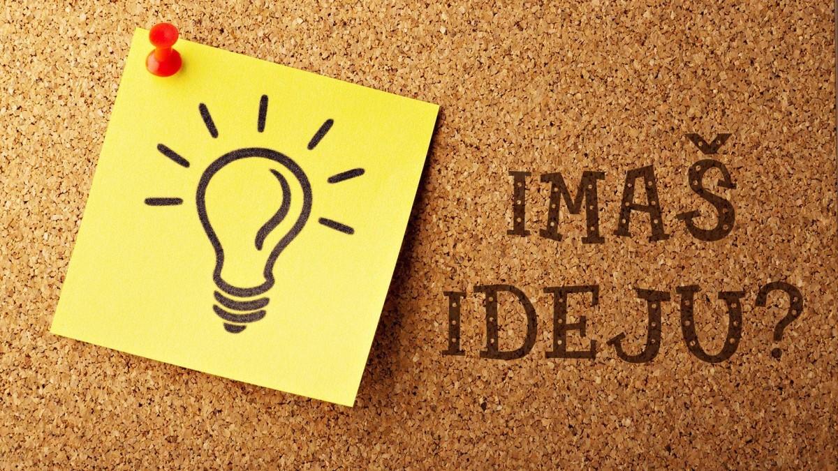 Hajde da pričamo o poslu: Šta je potrebno da ideja zaživi?