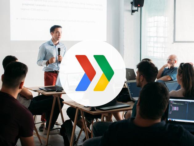 Prilika za start up – e: Prijavi se i uči od Googlovih mentora!