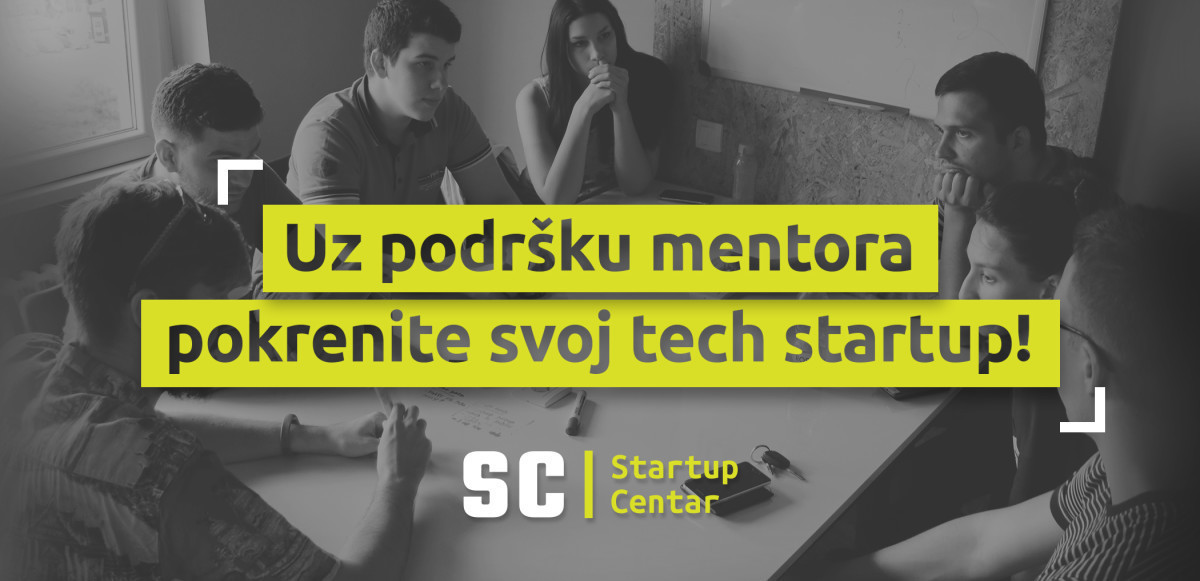 Želiš da tvoja ideja postane start up?