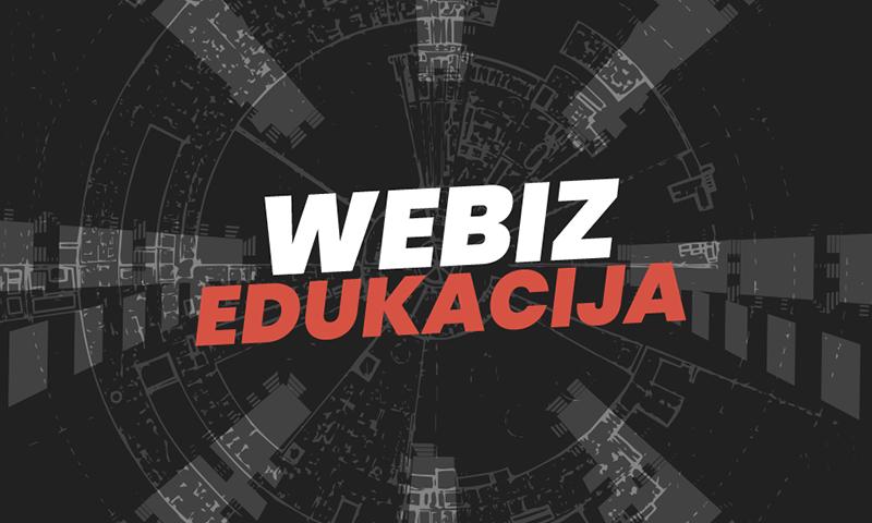Webiz edukacija 2018.