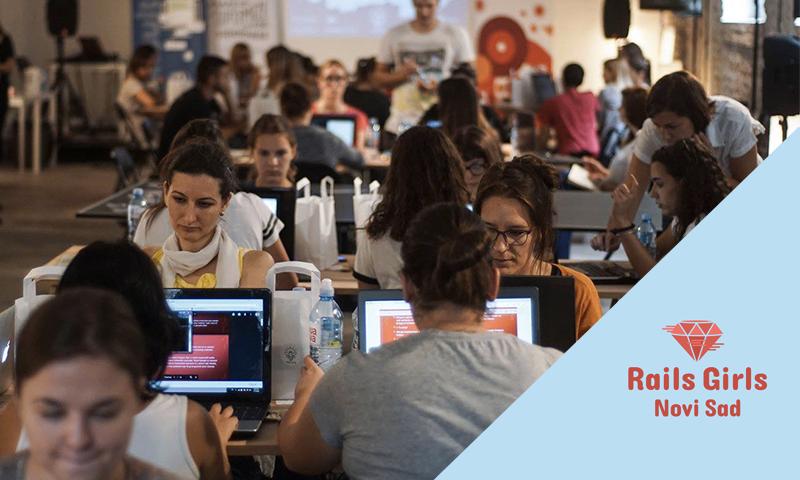 Rails Girls besplatna škola programiranja za tinejdžerke u Novom Sadu