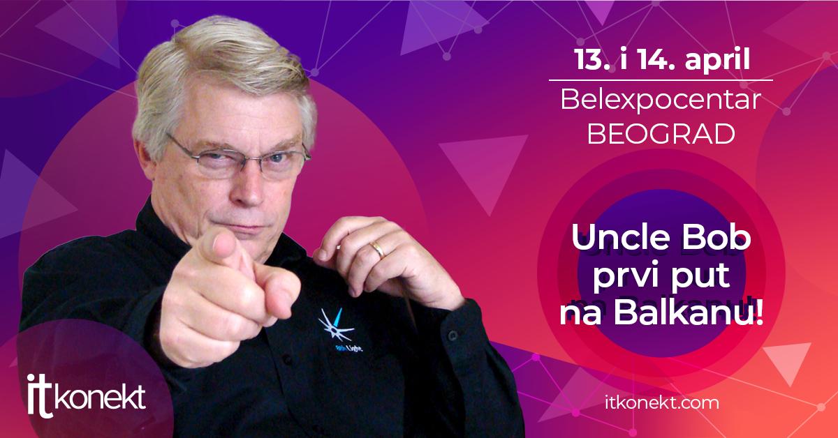 Najtraženiji IT predavač na svetu dolazi u Beograd