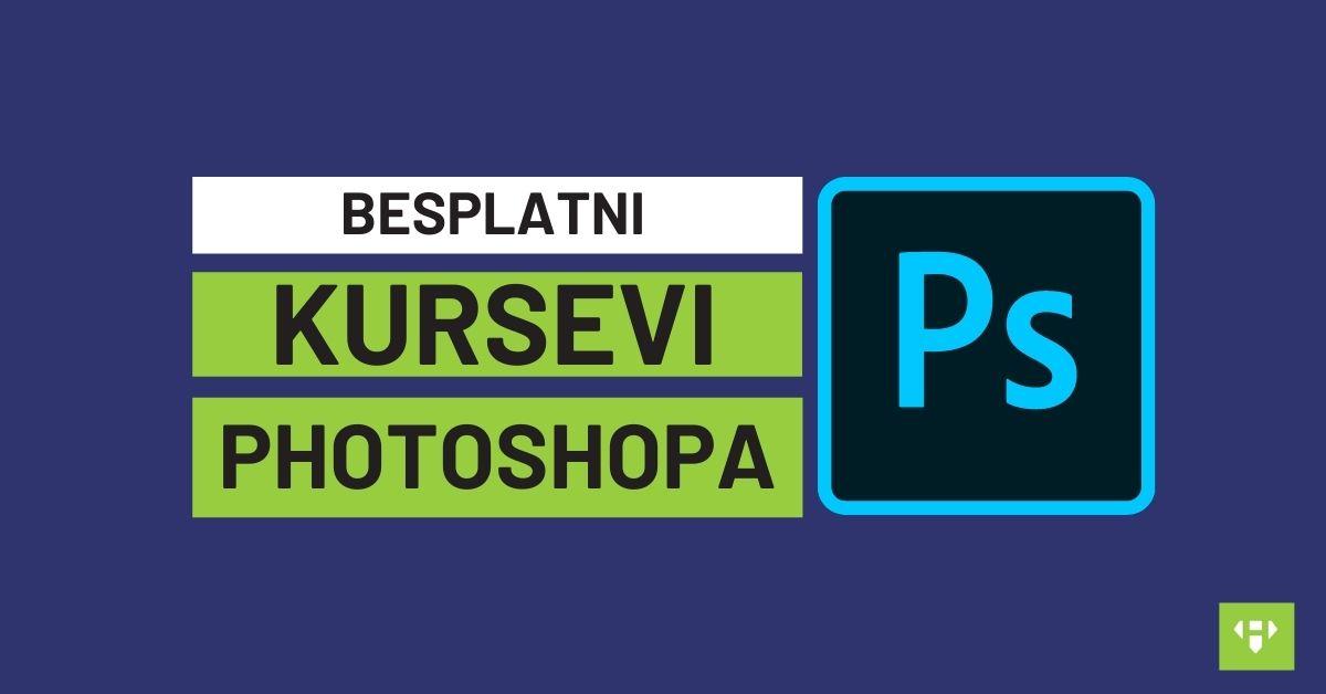 Besplatni kursevi Photoshopa