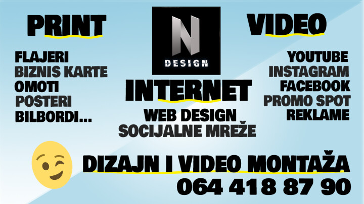 NDESIGN - print internet video